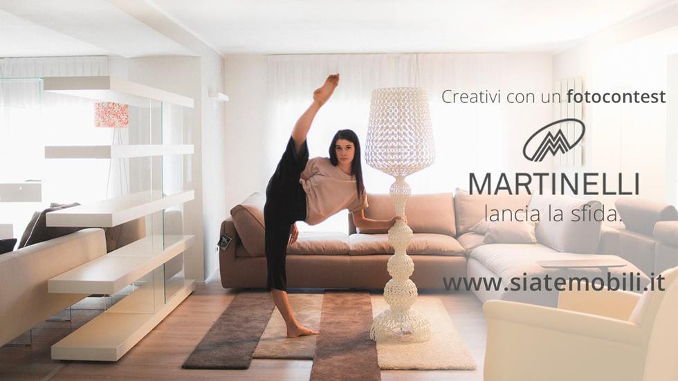 Siate mobili martinelli arreda for Martinelli mobili